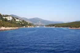 Grecja, Korfu - Nurkowanie