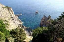 Grecja, Korfu - Rejs na rajską plażę